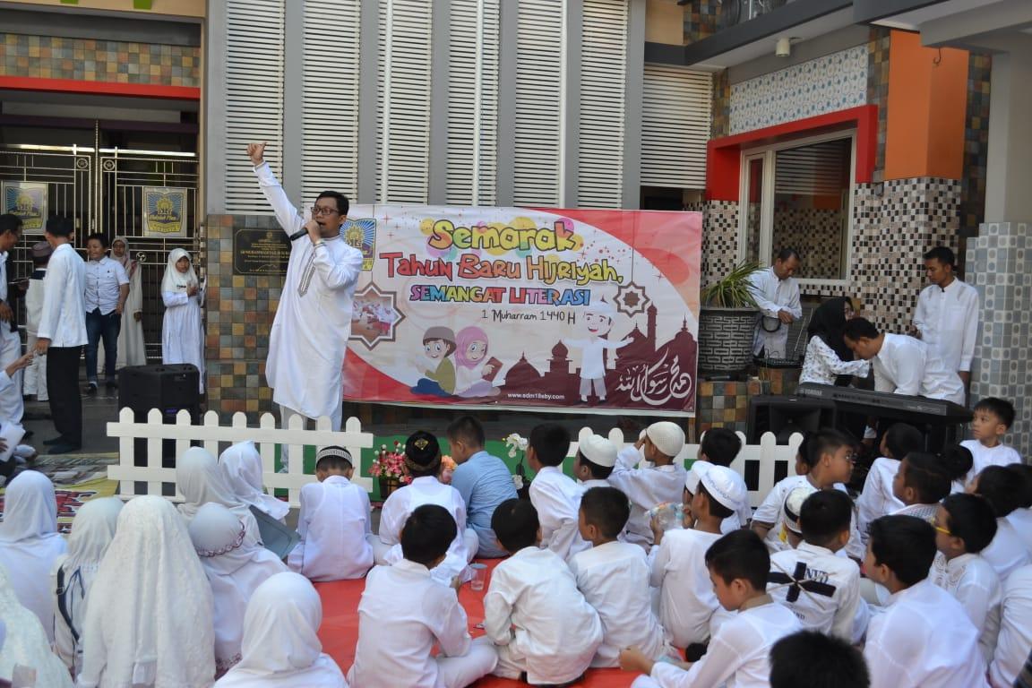 Sambut Tahun Baru Islam 1440 Hijriah Siswa Sd Muhammadiyah 18 Surabaya Ikuti Beragam Lomba Berita Muhammadiyah Populer